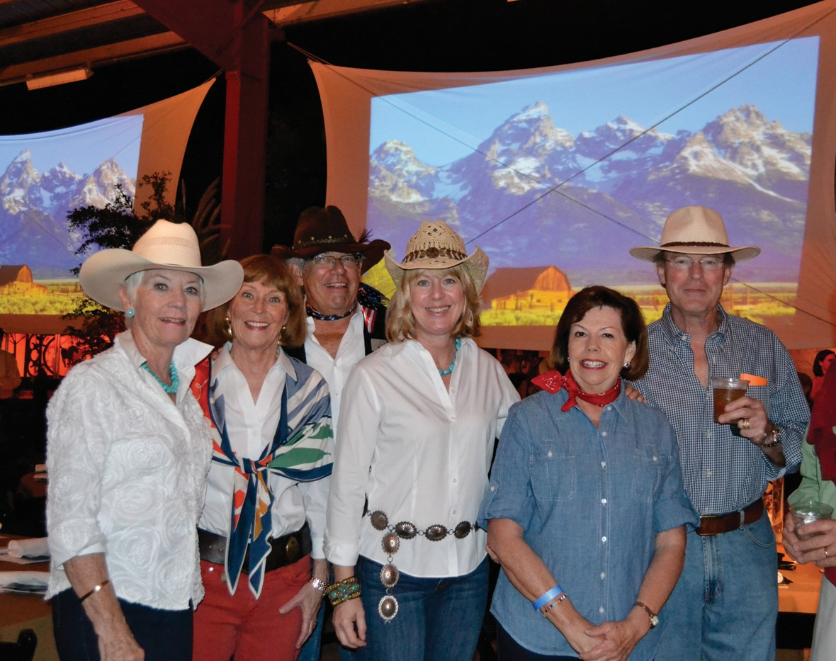 The eighth annual Bootstrap Boogie Barn Dance for Naples Equestrian