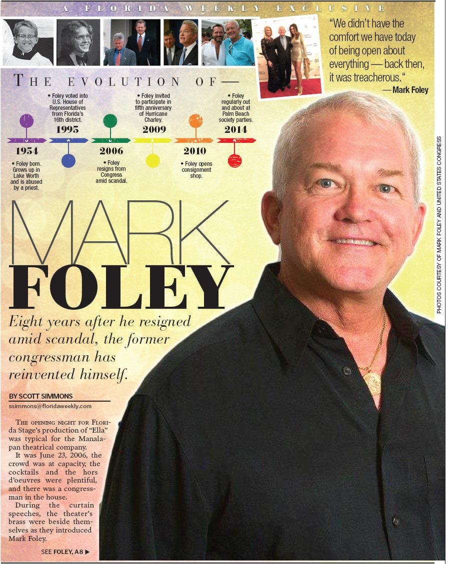gay Mark foley