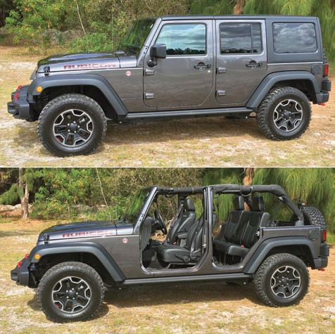 As The Appeal Of Being A U201cweekend Warrioru201d Has Spread Further Into The  Mainstream, Jeep Has Been Adapting Their Fundamental 4×4 To Carry More  Creature ...